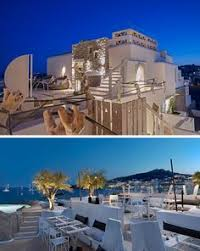 the top island hotels to escape to travel wallpaper mykonos