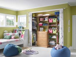 Closet Storage Bins kids room storage shelf with bins as toys organizer for safety