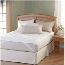 shop deluxe mattress toppers and featherbeds u2014pacific pillows