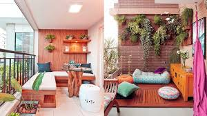 Awesome Small Balcony Decorating Apartment Balcony Design Ideas - Apartment balcony design ideas