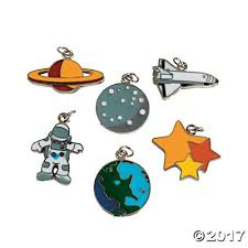 space enamel charms trading discontinued