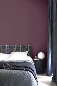 chambre aubergine et gris chambre grise et prune beau images charmant peinture chambre prune