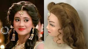 hairstyles for easy beautiful hairstyles for wedding or function youtube