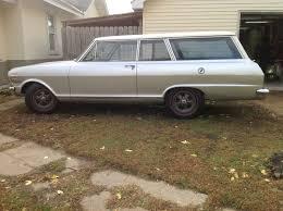 1965 chevy ii two door station wagon factory copo original or