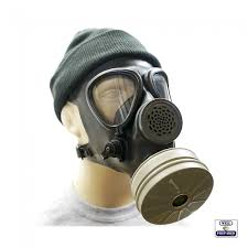 gas mask costume gas mask well prepared