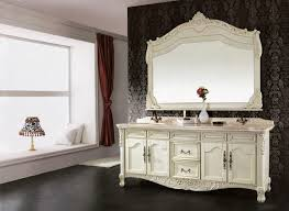 Free Standing Wooden Bathroom Furniture Solid Wood Bathroom Cabinet Free Standing Storage Sink Vanity