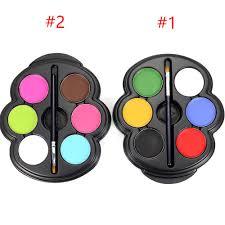 aliexpress com buy 6 colors painting pigment set fluorescence