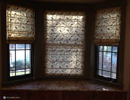 decorating encahnting roman blinds with kasmir fabrics for living