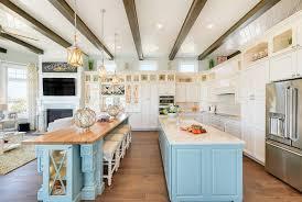 Kitchen With Two Islands Interior Design Ideas Home Bunch Interior Design Ideas
