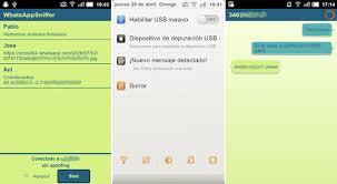 tutorial espiar conversaciones whatsapp whatsapp sniffer mejor tutorial para usarlo en 2 minutos con apk
