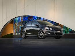 Excepcional More power and two new sedans for the 2014 Chevrolet Sonic - The  &VY69