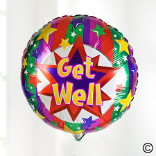 get well soon balloons same day delivery get well balloon local tenterden helium balloons online florist
