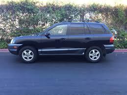 2002 hyundai santa fe price used 2002 hyundai santa fe gl at city cars warehouse inc
