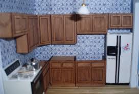 dollhouse kitchen furniture fairfield kitchen cabinets the den of slack