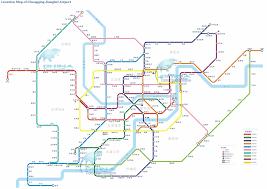 Guangzhou Subway Map by China Mapa Metro Page 2