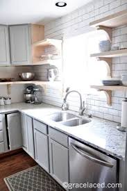 Kitchen Cabinet Tiles Budget Kitchen Remodeling Kitchens Under 2 000 Upper Cabinets