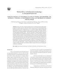 d agement bureau development of soil and terrain digital pdf available
