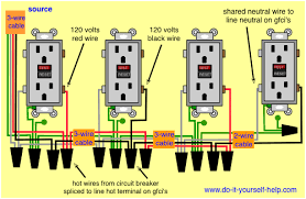 wiring diagram dimmer and fan light kit housing pinterest