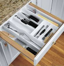 nesting kitchen knives kitchen drawer organizers and trays organize it