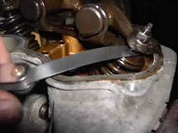 honda cg 125 valve clearance tutorial youtube