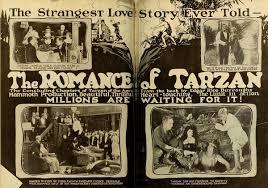 romance tarzan