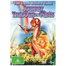 the land before time iv journey through the mists handle case