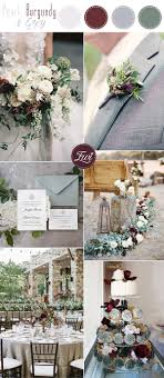 wedding colors the stunning colors of white burgundy wedding 10 stunning neutral flower bouquets inspired wedding color palette