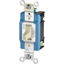 shop cooper wiring devices 15 amp ivory momentary light switch at
