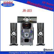 big home theater speakers new stylish home theater system 3 1 speakers with big power