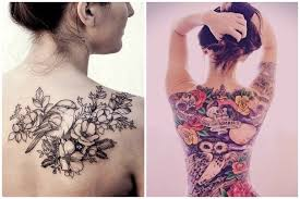 tattoo neck care 10 spots to get a tattoo that employers won t care about daily dish