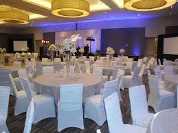 white spandex chair covers laguna spandex linens aluminum table toppers