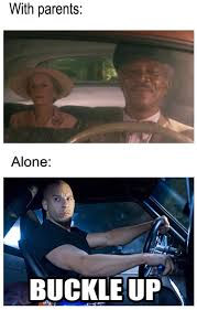 Driving Miss Daisy Meme - exactly i go from driving miss daisy to fast and furious in a