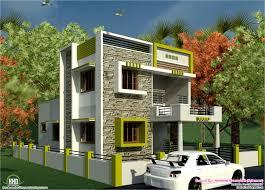 home interior and exterior designs interior plan houses modern 1460 sq house design