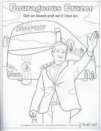 we review ted cruz u0027s ridiculous children u0027s coloring book
