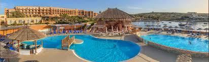 swimming pools ramla bay resort malta
