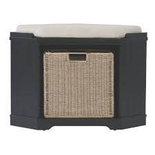 30 Inch Wide Storage Bench Home Decorators Collection Entryway Benches U0026 Trunks Entryway