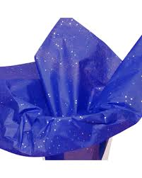satin wrap tissue paper deals on satin wrap sparkle blue glitter tissue