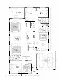 4 bedroom floor plans 2 story 2 story floor plans without garage beautiful 4 bedroom house plans