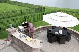 designing an outdoor kitchen out designing the outdoor kitchen of your dreams on