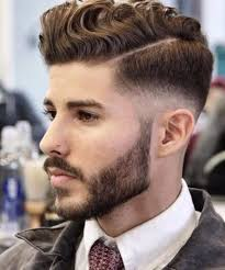 hard part hair men 45 attractive short curly hairstyles for men menhairstylist com