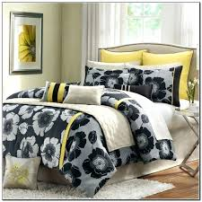 black and yellow bedding yellow and black bedding bedding sets