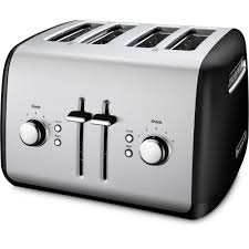 Cuisinart Toaster Bagel Setting 1 Ul Listed Toasters Toasters U0026 Countertop Ovens The Home Depot