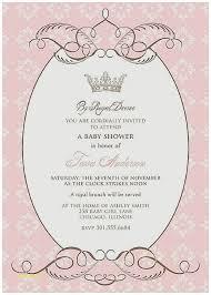 baby shower invitation lovely princess baby shower invitation