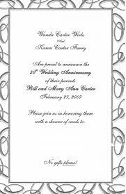 free printable 60th wedding anniversary cards invitation card