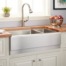 Apron Front Farmhouse Sinks Our Best Budget Picks Apartment - Farmer kitchen sink