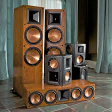 home theater 7 1 speaker system reference ii series klipsch