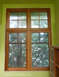 Craftsmen Style Installing Craftsman Window Trim Finally Hammer Like A