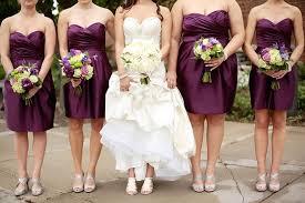 bold plum meets simplistic elegance wedding belle the magazine