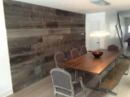 another cool feature wall made with barnboardstore wood home