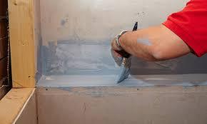 Bathroom Waterproofing How To Waterproof A Bathtub Bunnings Warehouse